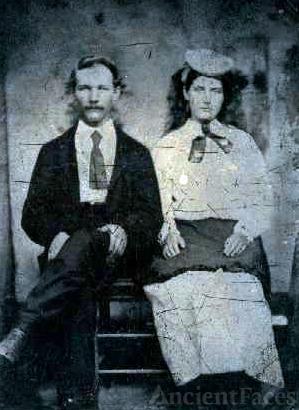 Mr. & Mrs. Hartier or Hartiss