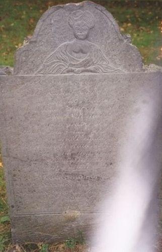 Ghost Gravestone