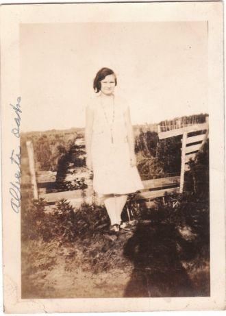 Mary Alberta Oakes