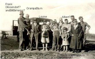 Blum Family Photo