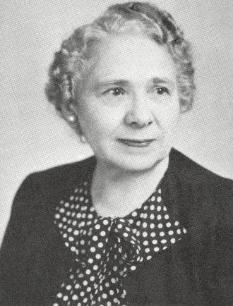 Mrs. John Wright, Kentucky, 1955