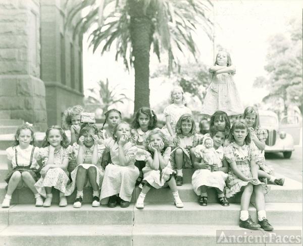 St Vincent's Orphanage, 1947 CA