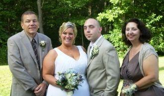 Brenda Lea Smith Hogue family