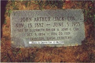 John Arthur Cox