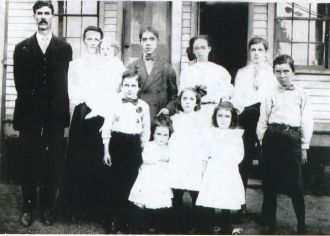 Aaron Tatum Holcombe Family