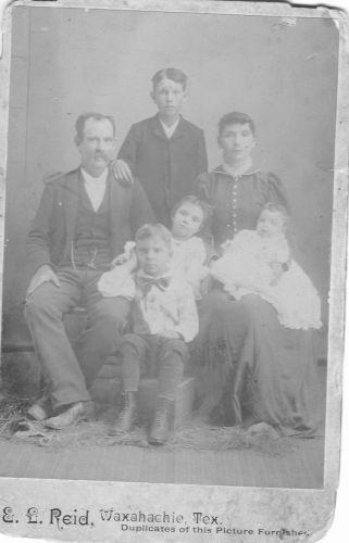 Uncle Romey Turner & Family