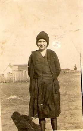Bessie Mae (McCreary) Hager