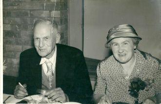 Herbert & Vera Mc Waters