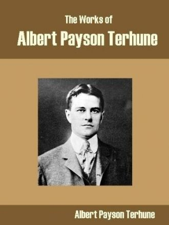 Albert Payson Terhune book cover