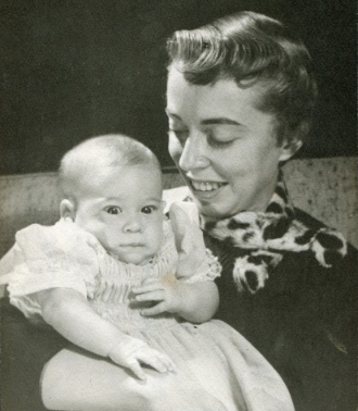 Joyce Brothers and Lisa Brothers Arbisser