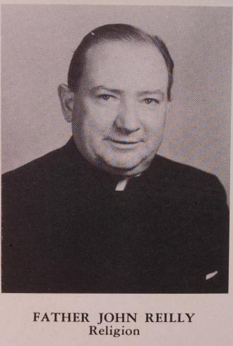 John R Reilly
