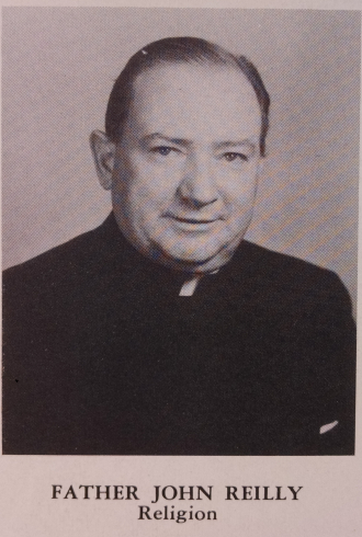 A photo of John R Reilly