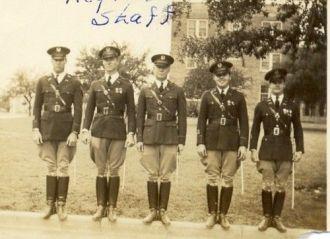 Regimental Staff