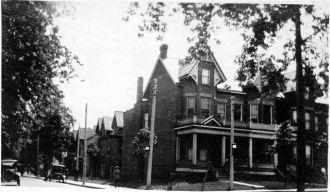 Arthur Ryerson Home