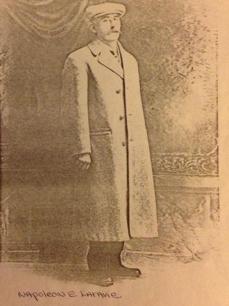 Napoleon E. Laravie