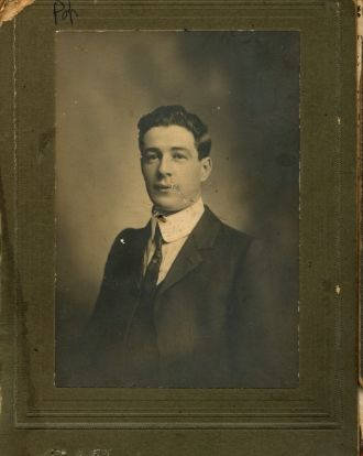 A photo of Walter Leslie Breen