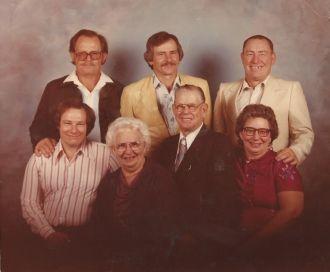 Leonard G Howland family