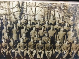 Company B, Camp Robinson Arkansas