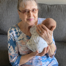 First Great Grand child!