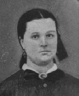 Mary Elizabeth Barnett Wood
