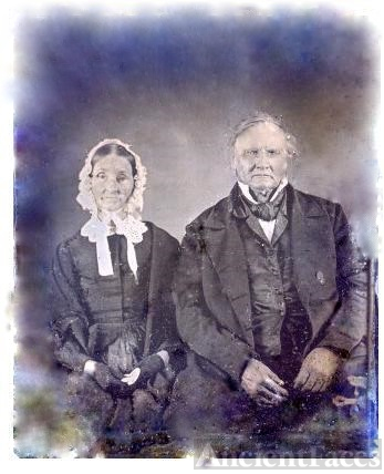 Robert and Naomi Garretson Phillips