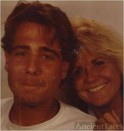 Anthony Pelusio and Sharon David