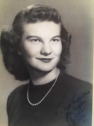 A photo of Patricia Ann (Hirtel) Flint