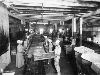 Independence Biscuit Company factory