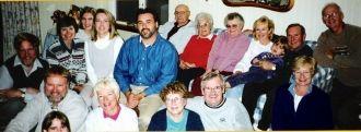 Kilburn family at Quechee, Vermont