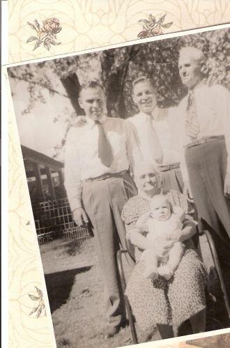 Five Cross Generations