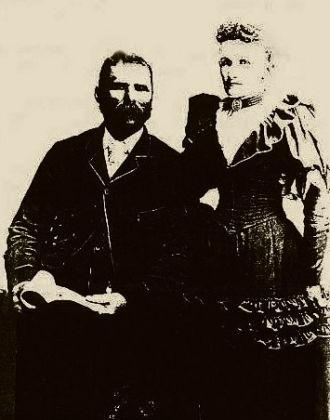 John Rawlins Dann and Elizabeth Moore, Canada