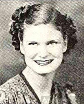Fairy Thelma Beam, Texas, 1938
