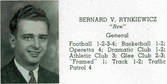 Bernard V. Rynkiewicz