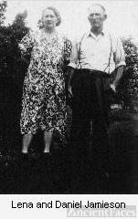 Daniel Jamieson and Wife Helena Morrisey