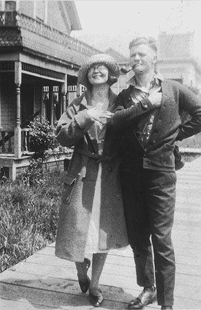 Juanita & Hollis Kroetsch, Washington