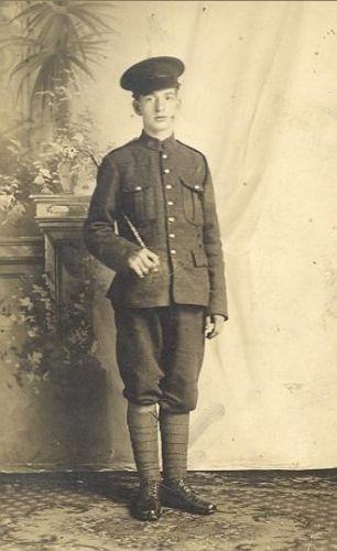 William Latham WW I
