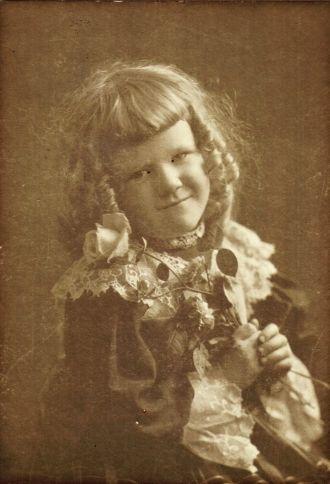 Lillian DeTurk Robards 1892-1987