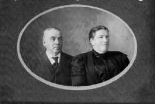 Francois & Philomene (Baudette) Guimont