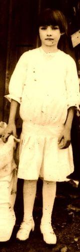 Edna Esther (Peden) Robinson