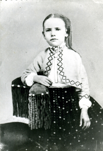Elnora Kerr c. 1866