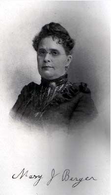 Mary J. Berger, Ohio