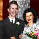 Canavan Wedding, 1946
