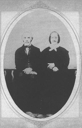 Daniel and Susannah (Henry)  Flott