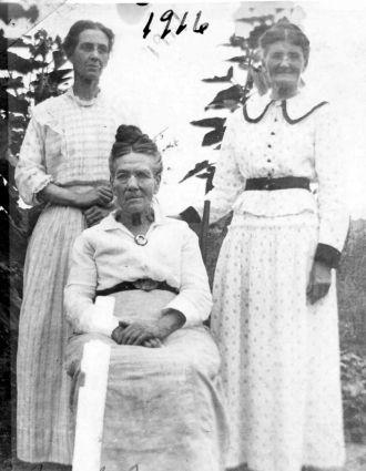 Grandma Burrell
