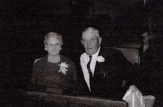 William & Hattie (Kirchoff) Dettmer, 1964