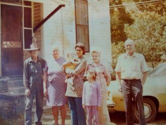 Loren Bishop family