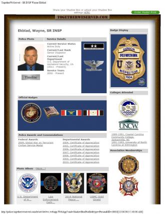 Federal Service (2002-2016)