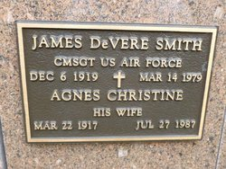 James DeVERE  Smith