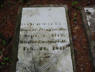 Isaac Hobart