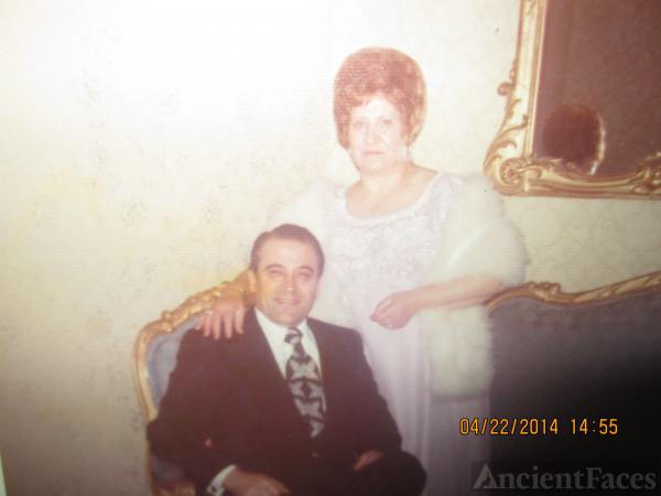 Gaspare & Rosa (Aiello) Marino